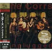 The Corrs Unplugged Japan SHM CD