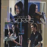 The Corrs Would You Be Happier Colombia CD single Promo