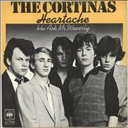 Click here for more info about 'The Cortinas - Heartache'