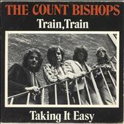 Click here for more info about 'The Count Bishops - Train Train - EX'