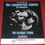 Click here for more info about 'The Counterfeit Stones - The Classic Years Of Decadence - 26/04'