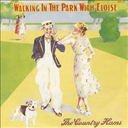Click here for more info about 'The Country Hams - Walking In The Park With Eloise - Label Mispress'