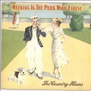 Click here for more info about 'The Country Hams - Walking In The Park With Eloise - 1st - EX'