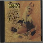 Click here for more info about 'The Cramps - A Date With Elvis'