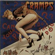 Click here for more info about 'The Cramps - Can Your Pussy Do The Dog'