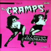 Click here for more info about 'The Cramps - Eldorado 6/7 Juin'