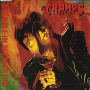Click here for more info about 'The Cramps - Eyeball In My Martini'