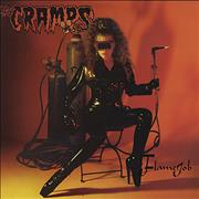 Click here for more info about 'The Cramps - Flamejob'
