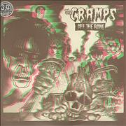 Click here for more info about 'The Cramps - Off The Bone + Glasses'
