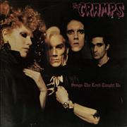 Click here for more info about 'The Cramps - Songs The Lord Taught Us - EX'