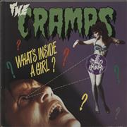 Click here for more info about 'The Cramps - What's Inside A Girl'