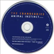 Click here for more info about 'The Cranberries - Animal Instinct'