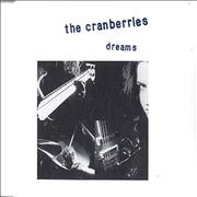 Click here for more info about 'The Cranberries - Dreams - 1st Issue'