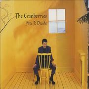 Click here for more info about 'The Cranberries - Free To Decide'