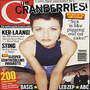 Click here for more info about 'The Cranberries - Q - May 1996'