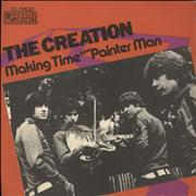 Click here for more info about 'The Creation - Making Time + Sleeve'