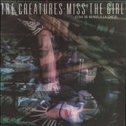 Click here for more info about 'The Creatures (80s) - Echa De Menos A La Chica'
