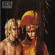 Click here for more info about 'The Creatures (80s) - Feast'