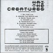 Click here for more info about 'The Creatures (80s) - Hai! - Instrumental Mixes'