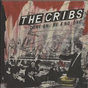 Click here for more info about 'The Cribs - Come On, Be A No-One - Red Vinyl'
