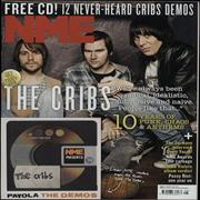 Click here for more info about 'The Cribs - Payola The Demos'