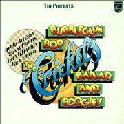 Click here for more info about 'The Crickets - Bubblegum, Bop, Ballads & Boogies'