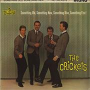 Click here for more info about 'The Crickets - Something Old Something New...'