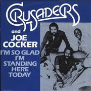 Click here for more info about 'The Crusaders - I'm So Glad I'm Standing Here Today'