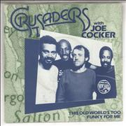 Click here for more info about 'The Crusaders - This Old World's Too Funky For Me'