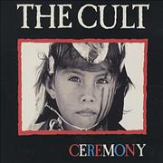 Click here for more info about 'The Cult - Ceremony + Poster'