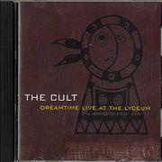 Click here for more info about 'The Cult - Dreamtime Live At The Lyceum'