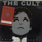 Click here for more info about 'The Cult - Edie (Ciao  Baby)'