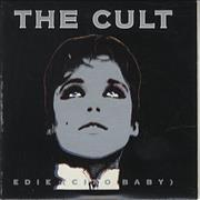 """The Cult Edie [Ciao Baby] - 3'' CD UK 3"""" CD single"""