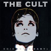 "The Cult Edie [Ciao Baby] UK 7"" vinyl"