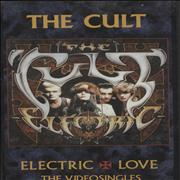 Click here for more info about 'The Cult - Electric Love - The Video Singles'