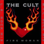 Click here for more info about 'The Cult - Fire Woman'