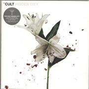 The Cult Hidden City - Sealed UK 2-LP vinyl set