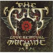"The Cult Love Removal Machine UK 7"" vinyl"