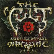Click here for more info about 'The Cult - Love Removal Machine'