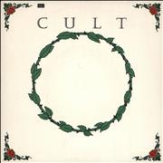 Click here for more info about 'The Cult - Resurrection Joe - Uncut Sleeve'
