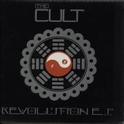 Click here for more info about 'The Cult - Revolution E.P.'