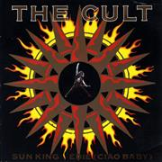 "The Cult Sun King UK 7"" vinyl"