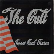 Click here for more info about 'The Cult - Sweet Soul Sister - Doublepack + Poster'
