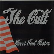 Click here for more info about 'The Cult - Sweet Soul Sister'