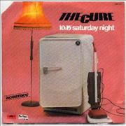 Click here for more info about 'The Cure - 10:15 Saturday Night - Mint'