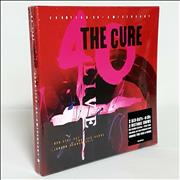 Click here for more info about 'The Cure - 40 Live (Curætion-25 + Anniversary) - 4 CD/2 BluRay'