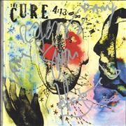 Click here for more info about 'The Cure - 4:13 Dream - Autographed'