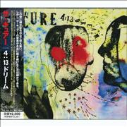Click here for more info about 'The Cure - 4:13 Dream'