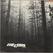 """The Cure A Forest - EX UK 12"""" vinyl"""