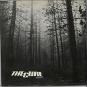 """The Cure A Forest - VG UK 12"""" vinyl"""
